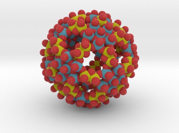 Sphere-Mo132-5cm 3d printed
