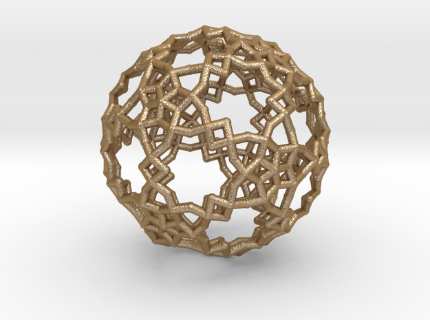 Sphere-132 3d printed