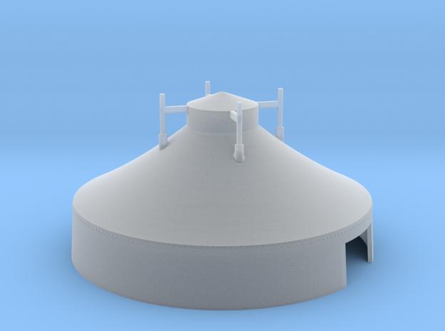 Zelt  - 16 Meter - 1:220 (z scale) 3d printed