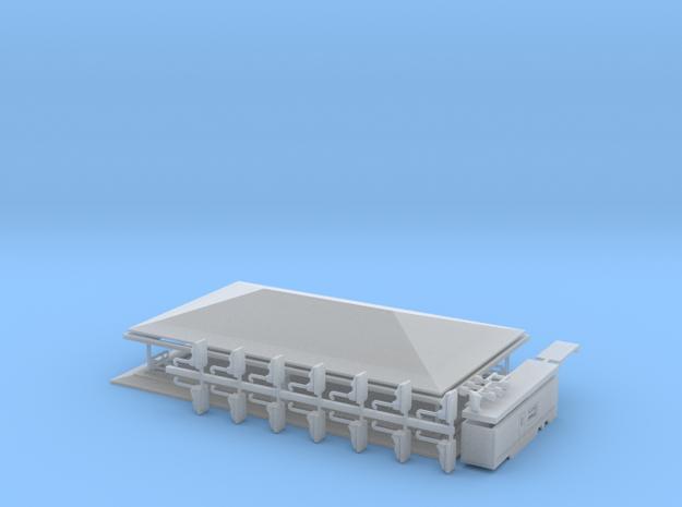 Autoscooter Grundbausatz für 1:220 (z scale) 3d printed