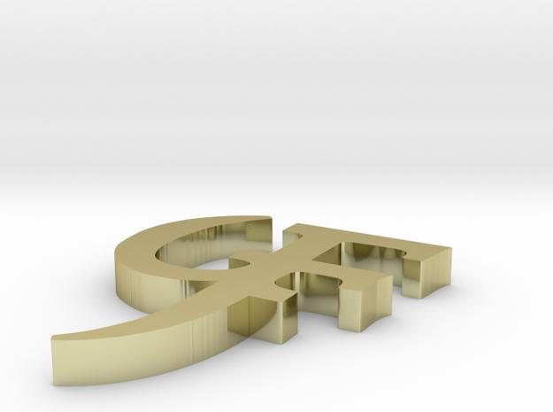 JUF Sigil Fat 3d printed