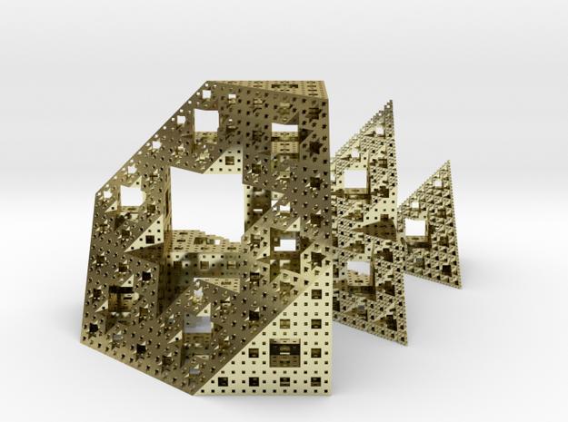 Tranches de Menger (petit) 3d printed