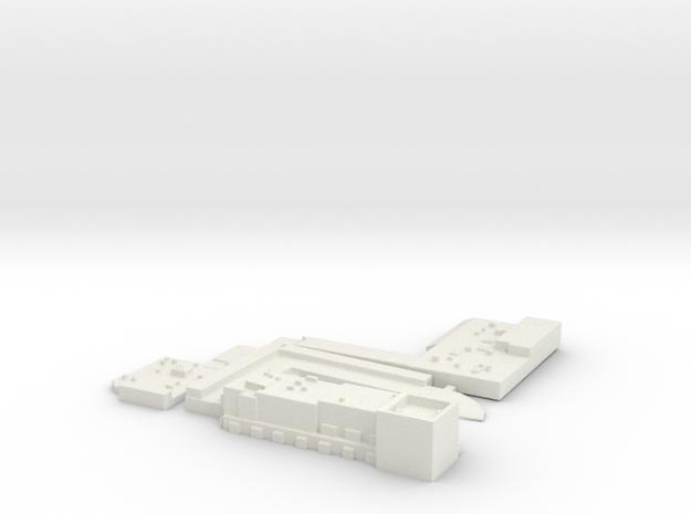 Austin-01-sample in White Strong & Flexible