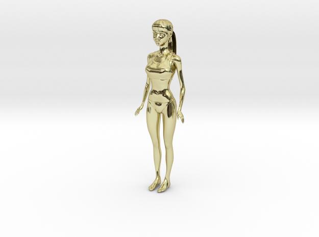 Barbie Doll 3d printed
