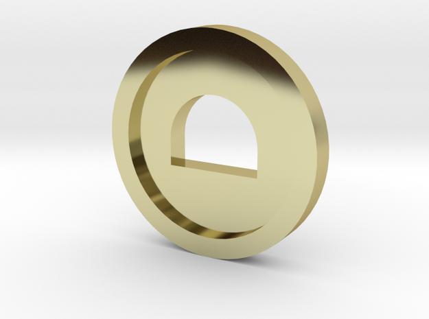 Nineteen - Portal 3d printed