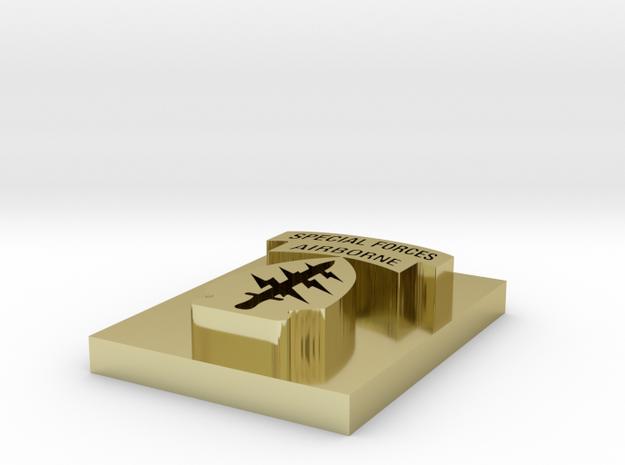 Army1 3d printed