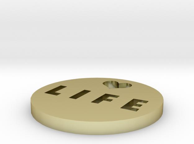 life 3 3d printed