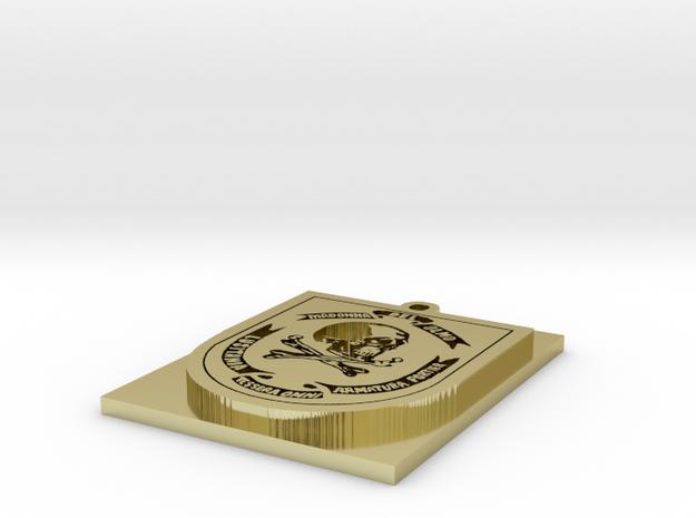 llavero 3d printed
