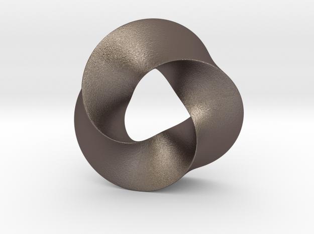 Mobius Twisted pendant