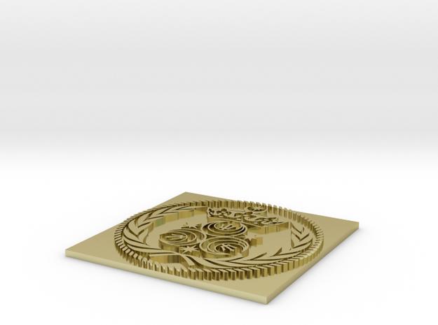 EOD Medalion 3 3d printed