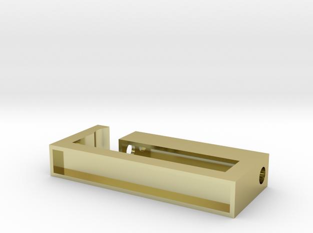 Boulometer Prototype 3d printed