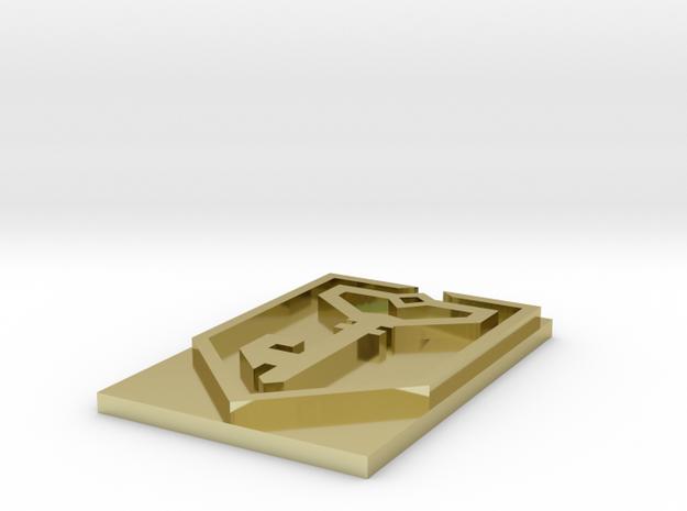 ResistanceKey 3d printed