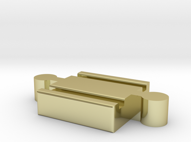 Ikea LILLABO M-M Connector 40mm 3d printed