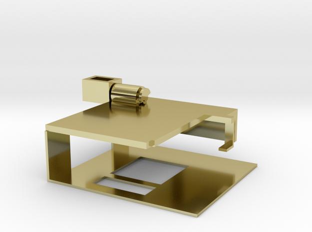 LapDockFTT-Plane 001 3d printed