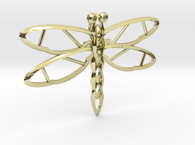 Dragonfly Pendant mk2