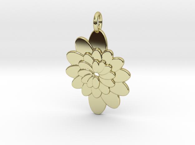 Spiral Flower 1 3d printed