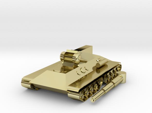 1/100 SU-86 Siege Tank 3d printed