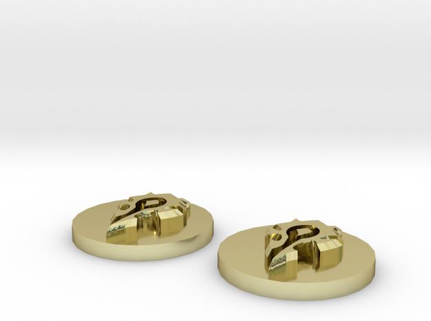 Horde Stud Earrings - World Of Warcraft 3d printed