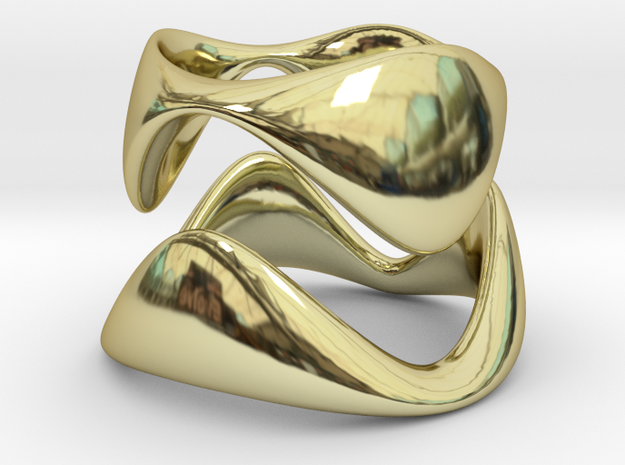 MOUNT Pair Ring 3d printed