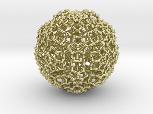 Self-Dual {5,3,5} H³ Honeycomb 3d printed