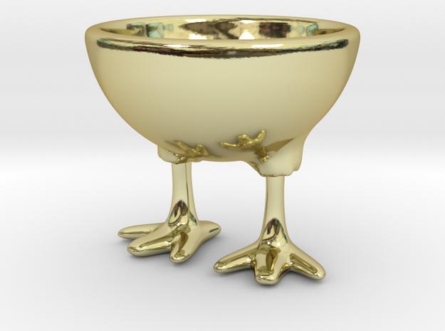 Feet Egg Cup 3d printed