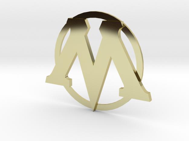 Ministry of Magic Pin 3d printed