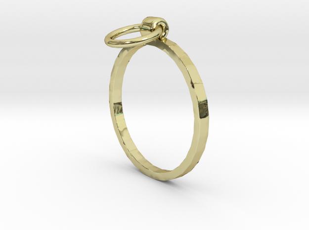 Horse Tie Ring - Sz. 7