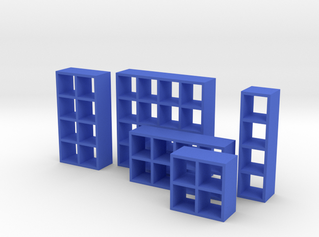 1:48 Set of Bookcases