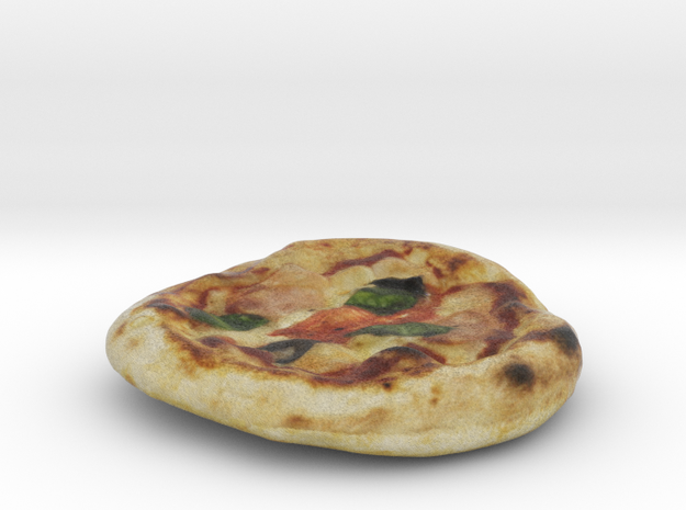 The Pizza in Full Color Sandstone