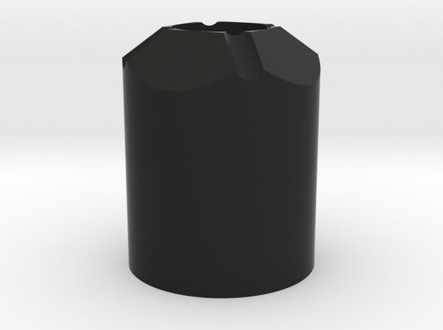 2M ground-plane antenna mount, collapsible, portab in Black Natural Versatile Plastic