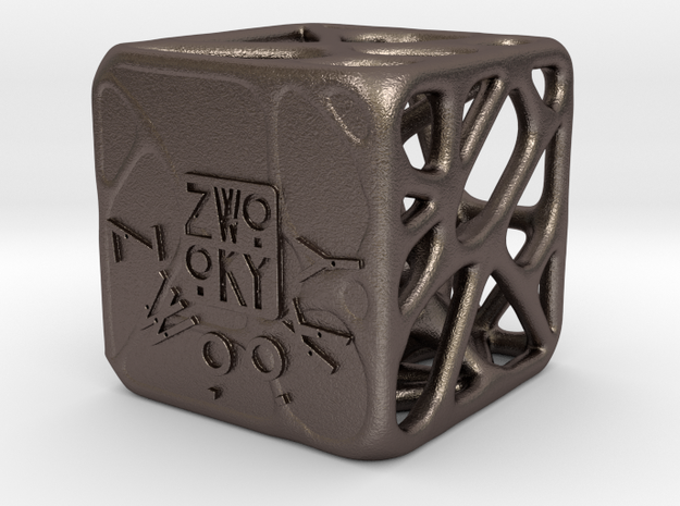ZWOOKY Style 3300  -  Cubic voronoi