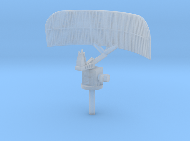 1:72 scale SPS-10 radar