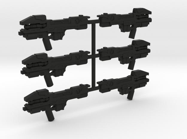 Vanguard Beam Cannon Pack in Black Natural Versatile Plastic