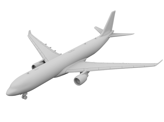 1:400 - A330-300 in Frosted Ultra Detail