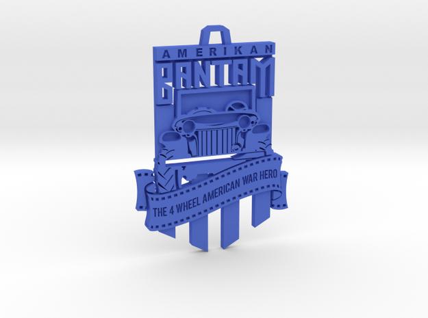 Fiverr Order #FO326AD90CA4 in Blue Processed Versatile Plastic