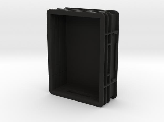 Box Type 1 - 1/10 in Black Natural Versatile Plastic