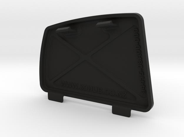 94415-08a00-000 in Black Natural Versatile Plastic