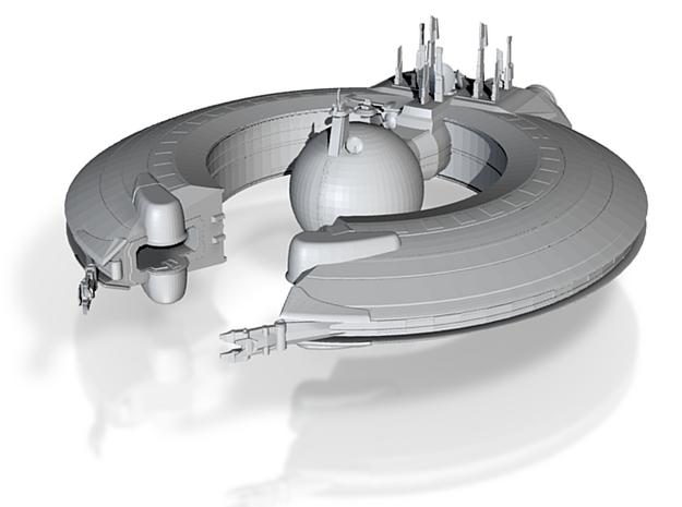 Droid Control Ship 3d printed