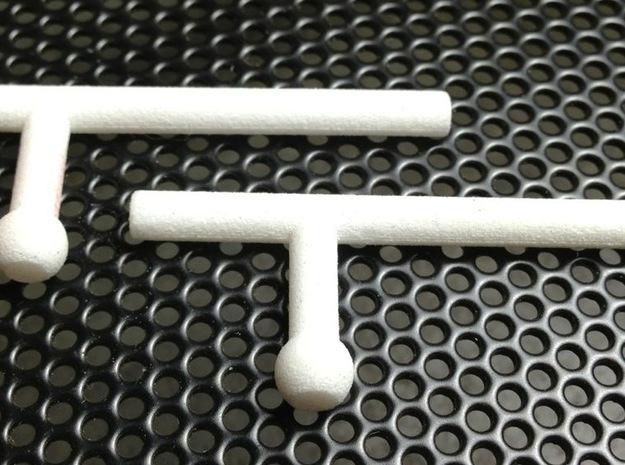 ModiBot Tonfa Set 3d printed