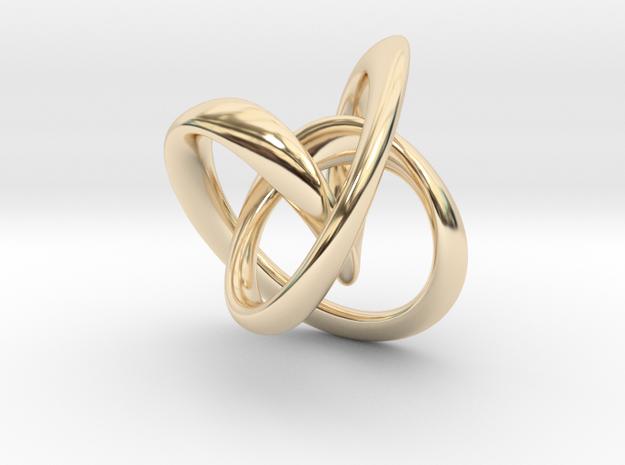 Pendant: Tiffany (Small) in 14K Gold