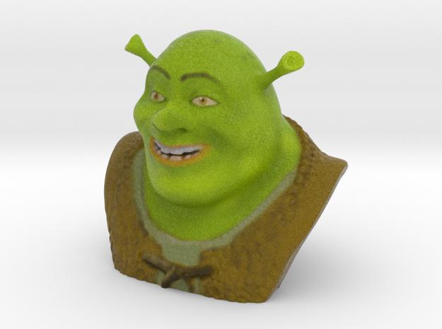Animated Movies - Shrek Bust