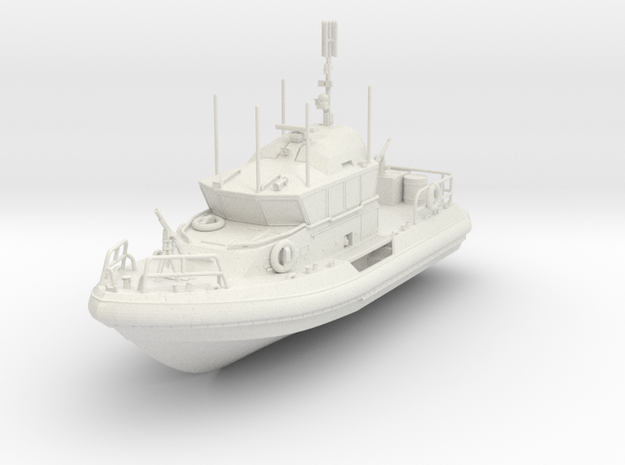 ~1/87 RB-M USCG Response Boat Medium Full Hull ~ H 3d printed