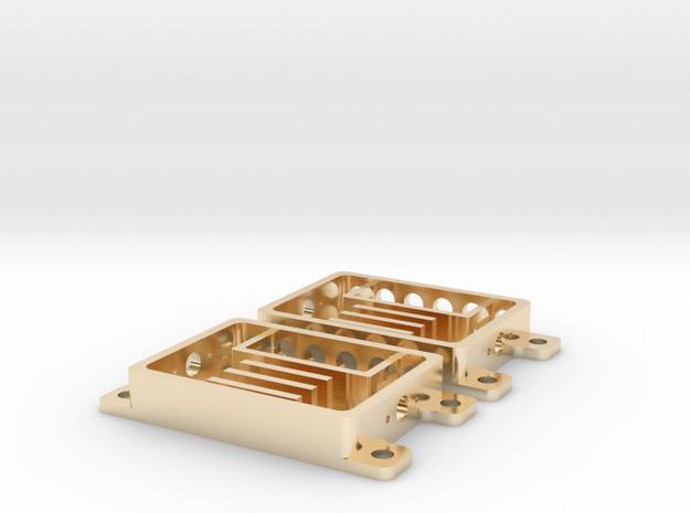 DRAW earrings - MicroMIC 3d printed