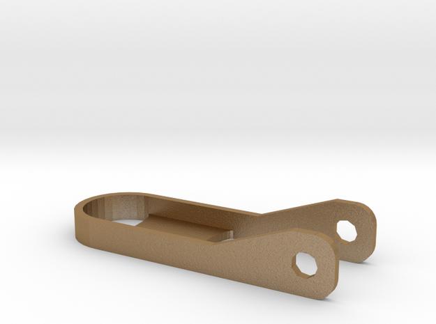 BladeKey Bolt 9 (Regular Length) 3d printed