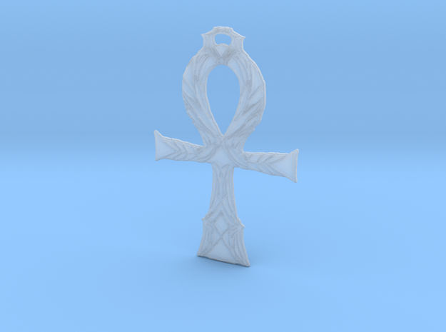 ANKH - 3 in Smooth Fine Detail Plastic