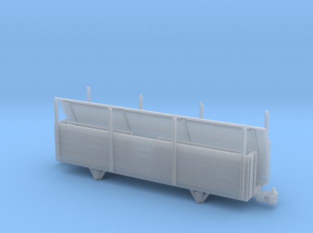ZB Hobbyzug Leiterwagen in Frosted Ultra Detail