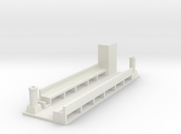 HOn30 Interior for F&C Coach [B] 3d printed
