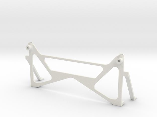 DaempferbrueckeSTL in White Natural Versatile Plastic