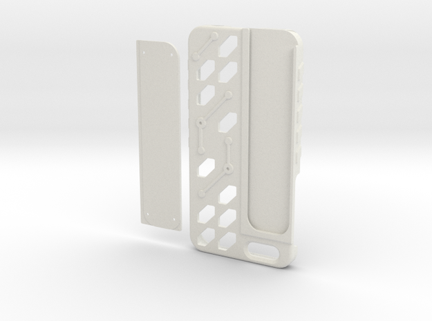 Structure Sensor iPhone 6 Case by Aaron Thompson 3d printed