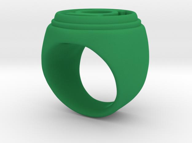 Green Lantern Ring - Size 6.5